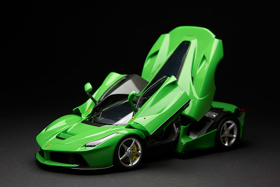 Original model Jay Kay's (Jamiroquai) LaFerrari in 1/24 scale.