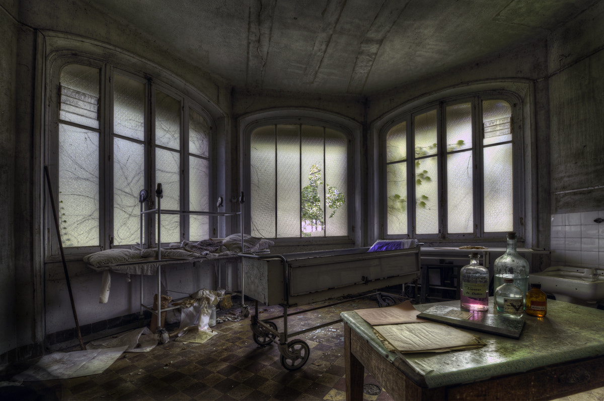 Photograph The Morgue by Niki Feijen on 500px