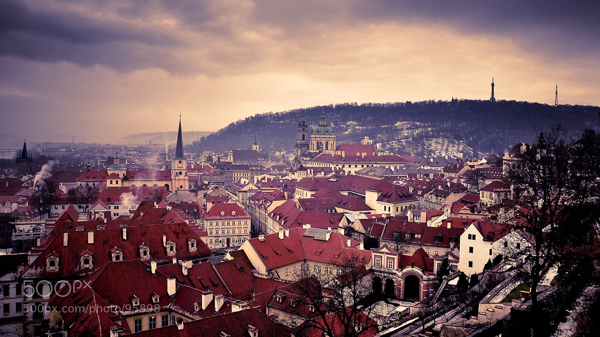 Photograph A view of Prague by Mike Hutch on 500px