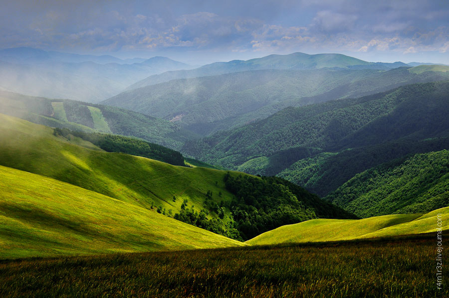 Photograph Valley of peace and rest by Volodymyr Iskra on 500px