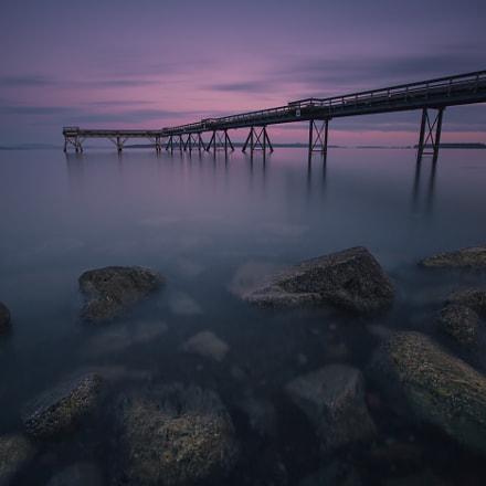 Mellow Purple Skies