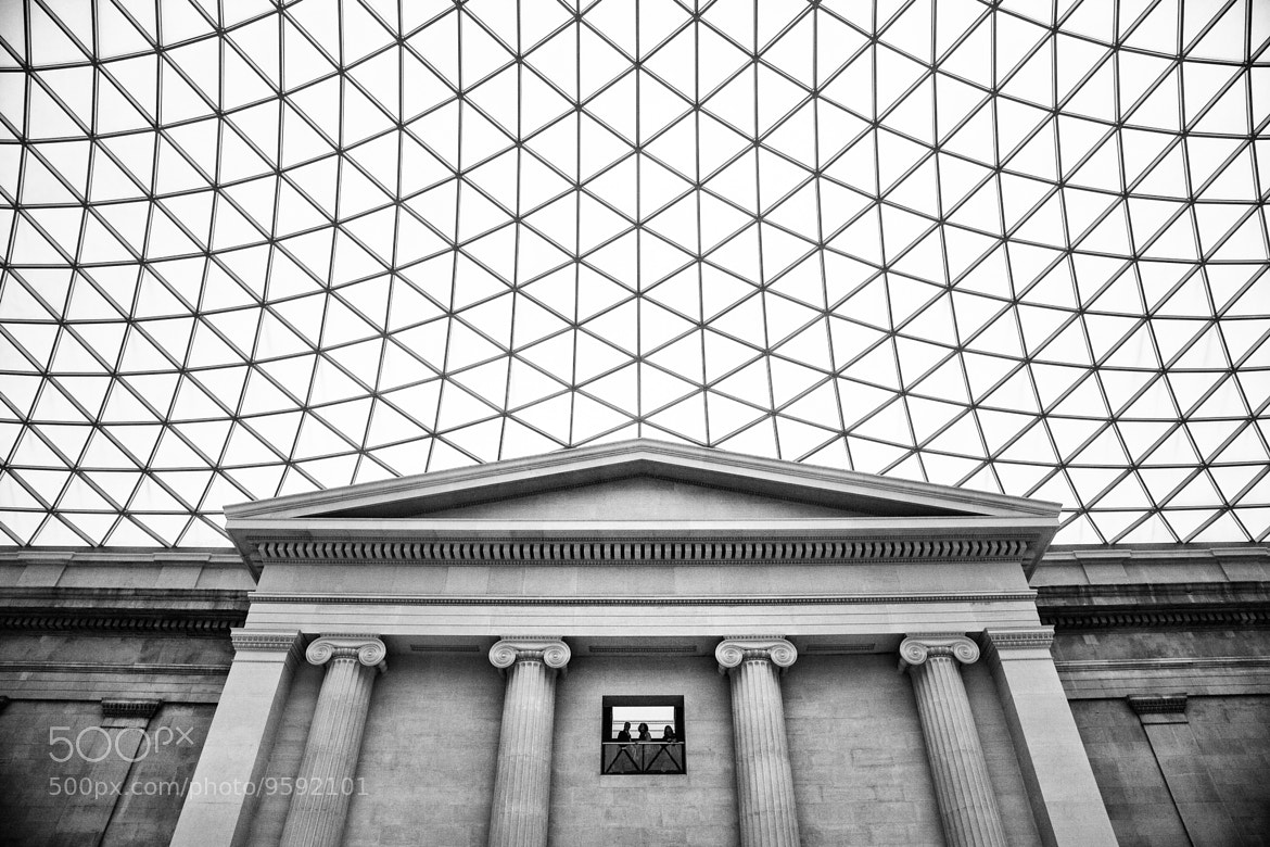 Photograph The old part - British Museum by Stefano Giudici on 500px