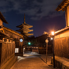 ������, ������: Kyoto by Night