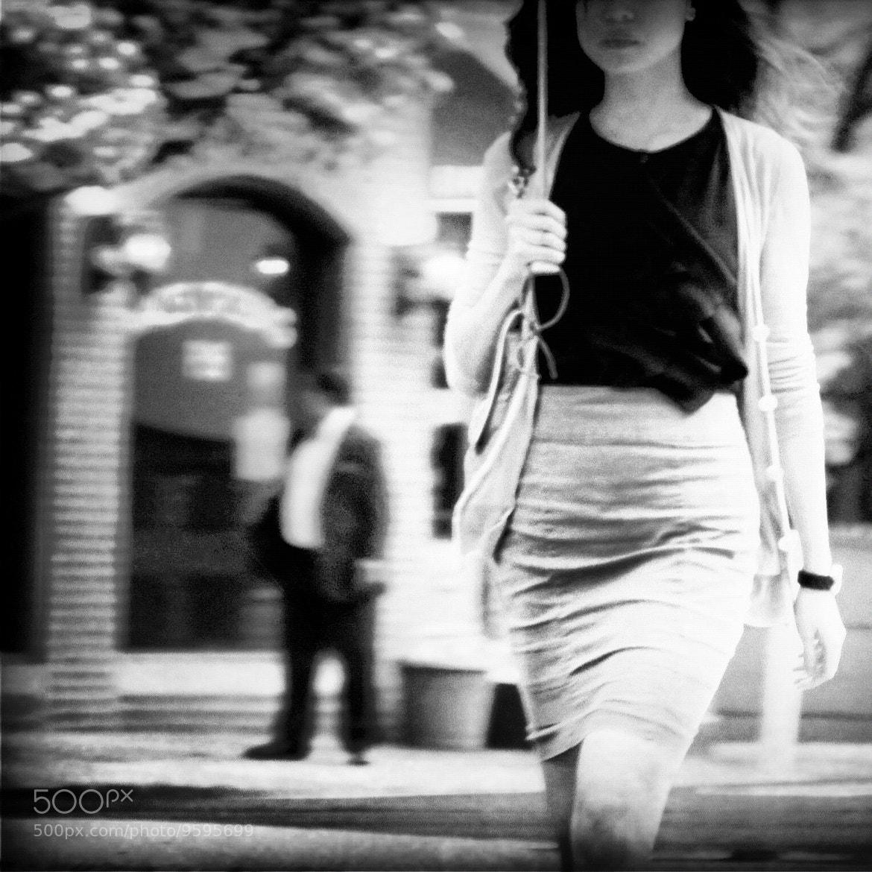 Photograph Mystery lady by Dana Rose on 500px