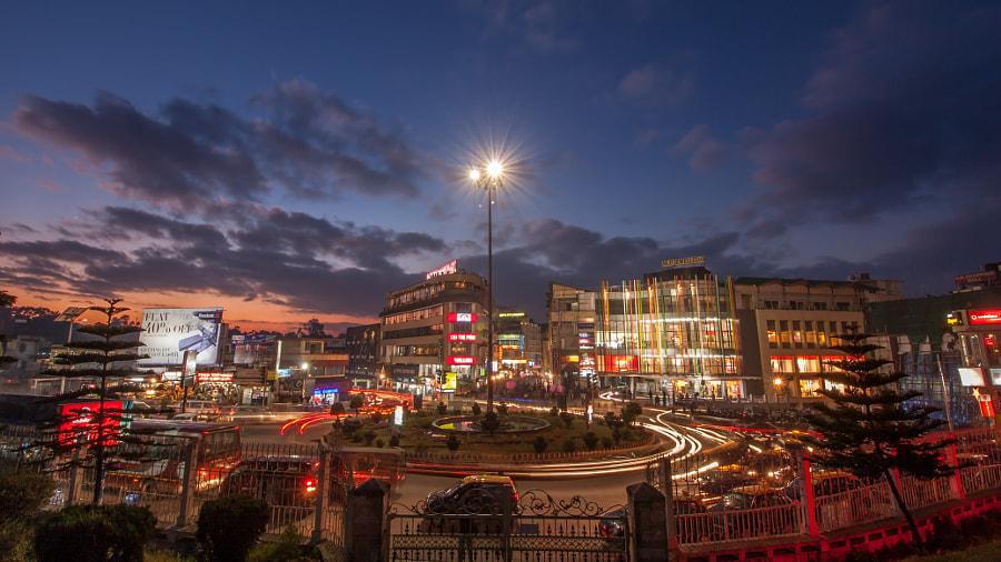 Police Bazaar - Shillong