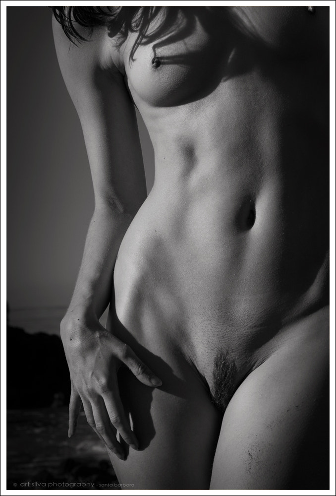 Photograph Sunrise Nude by Art Silva  ...and my ArtNudes on 500px