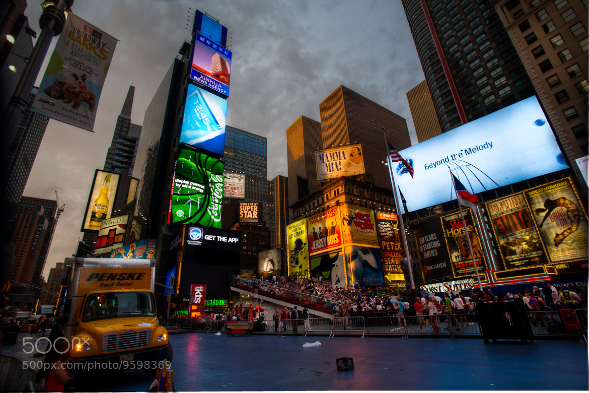 Photograph NYC, Beyond the Melody  by Brad Denny on 500px
