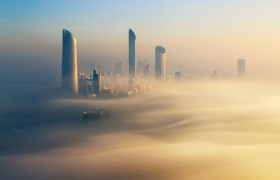 Photograph Golden Mist by Khalid Al Hammadi on 500px