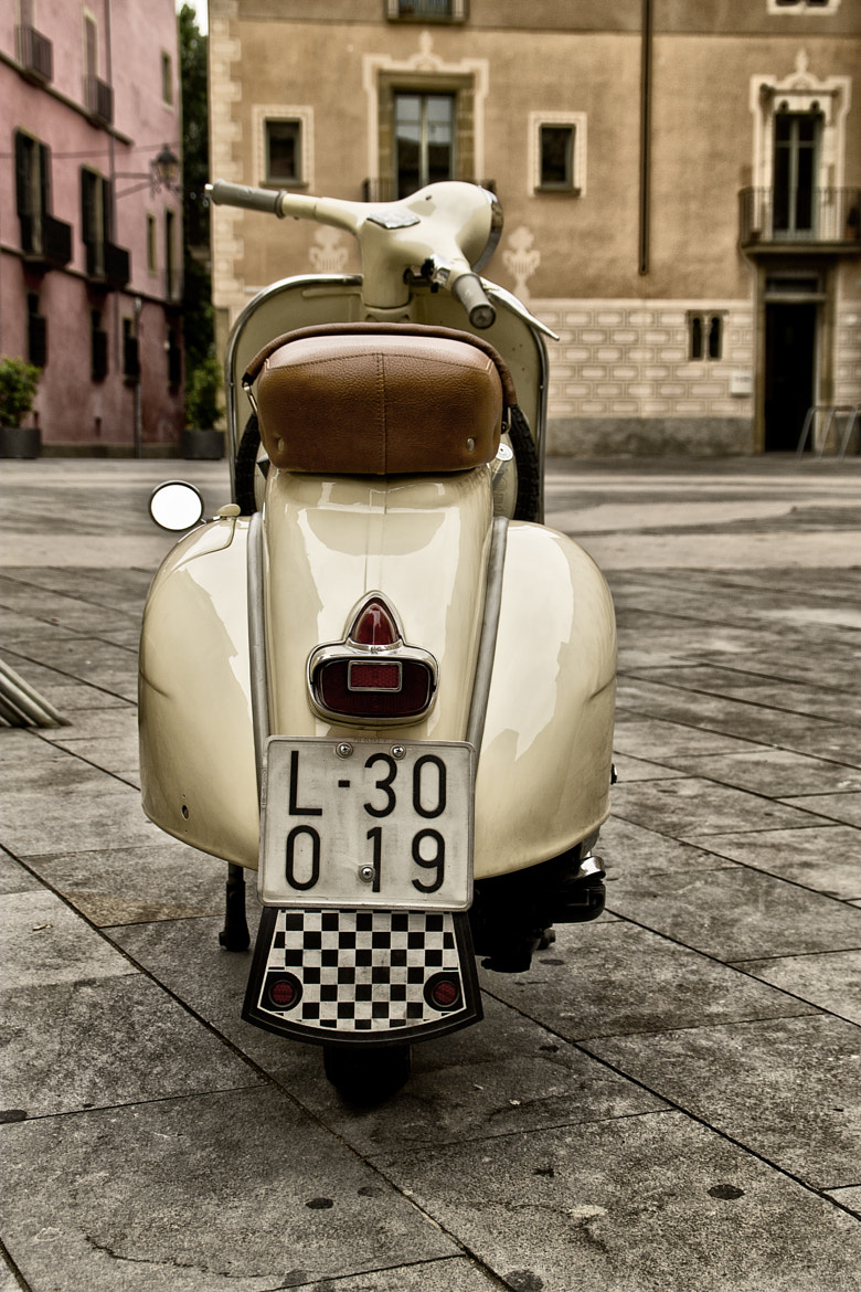 Photograph love vespa by Anna  Estruch on 500px
