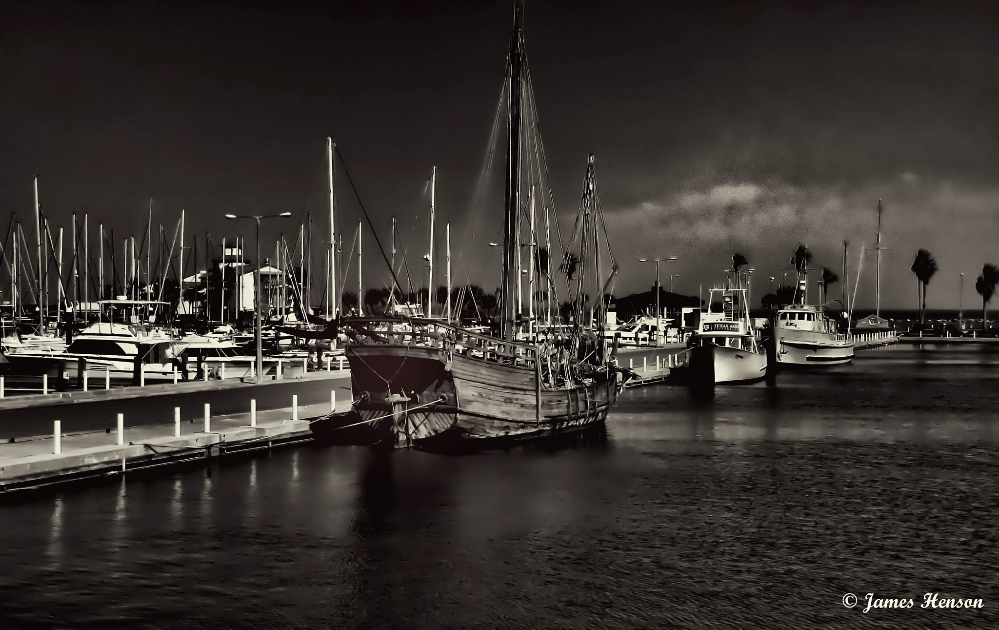 Photograph Corpus Christi Bay at Rest by James Henson on 500px