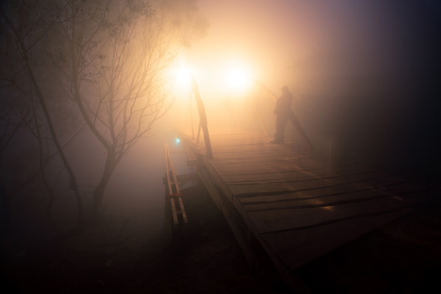 Photograph Foggy loneliness by George Malets on 500px