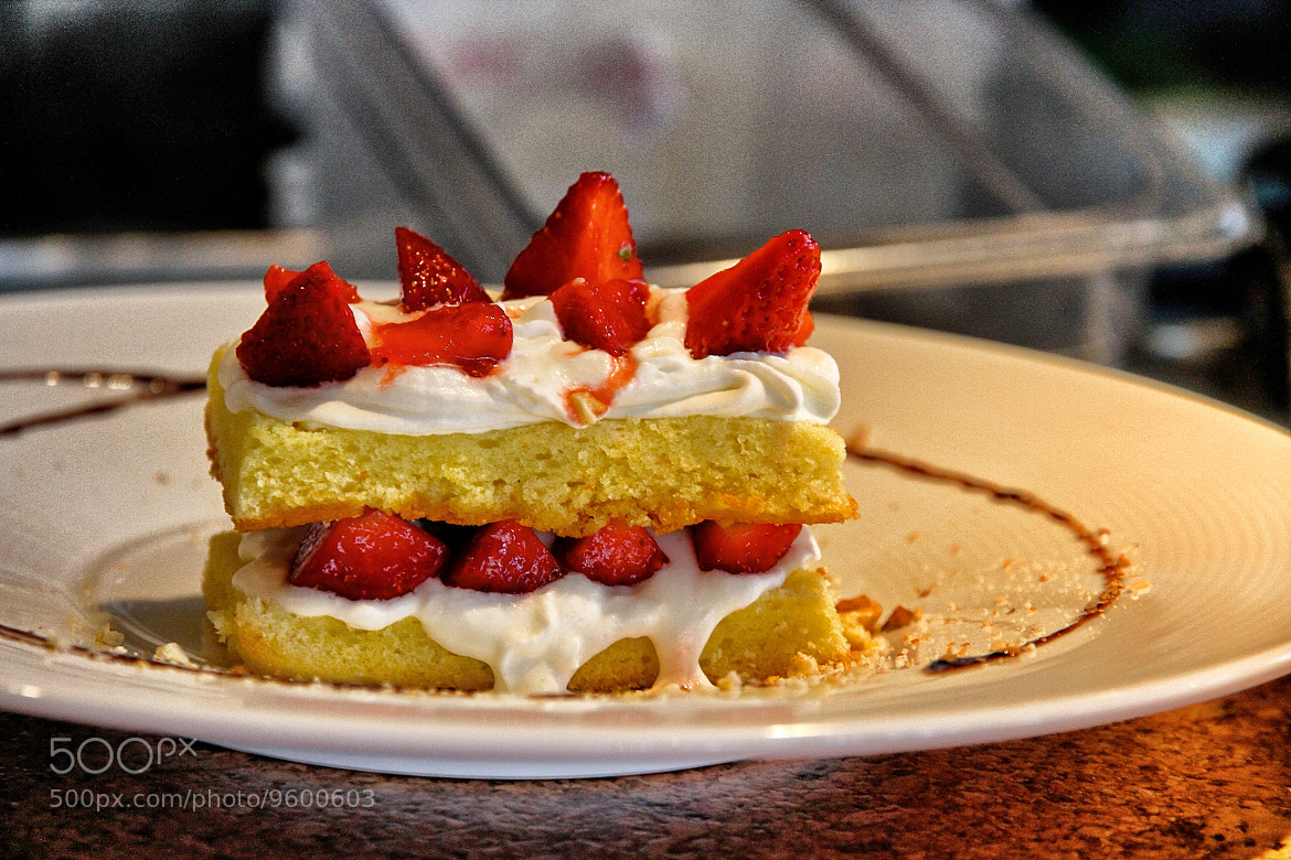 Photograph Strawberry Shortcake by Kenneth r Rowley on 500px