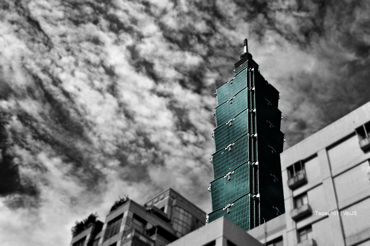 Photograph Taipei 101 by WuJS on 500px