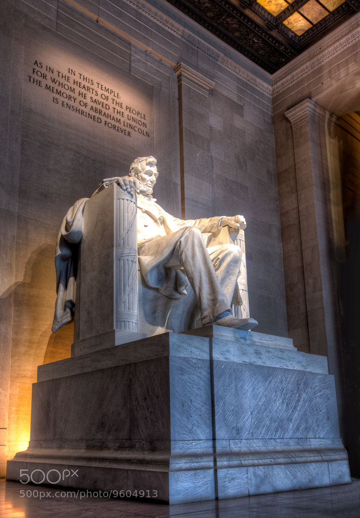 Photograph Abraham Lincoln by  W Brian Duncan on 500px