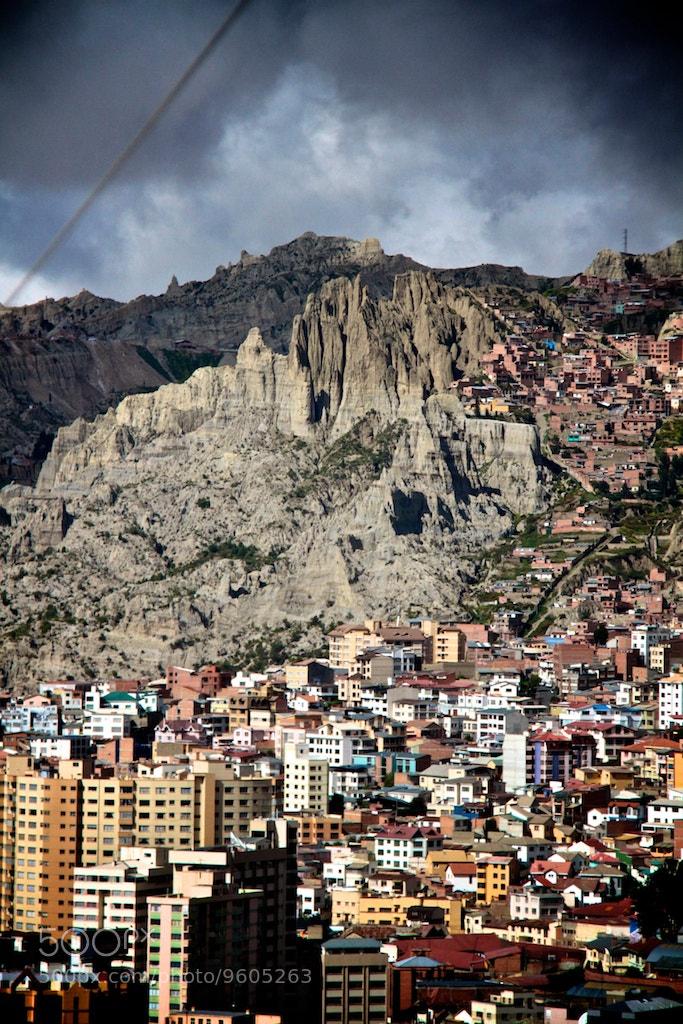 Photograph La Paz, Bolivia by Guille Guzzoni on 500px