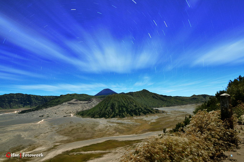 Photograph Once upon a time in Bromo by Gusti Gifarinnur on 500px