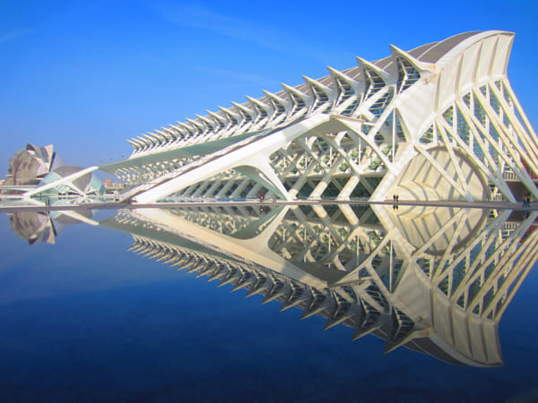 Museum Arts & Sciences. Valencia by Kimberly Potvin on 500px