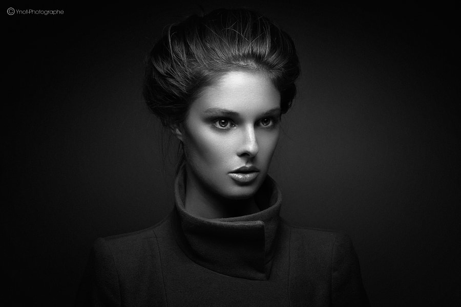 The woman Silver by Ynot Photographe on 500px.com