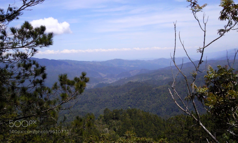 Photograph Vista Pico Duarte by Guillermo De Los Santos on 500px