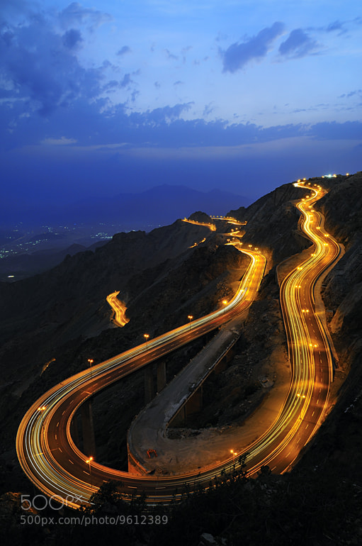 Photograph :: al hada road :: by almalki abdullrahman on 500px