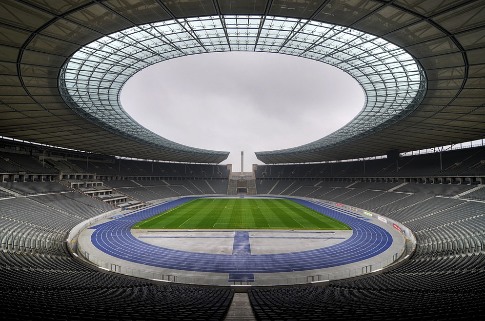Photograph Olympische Stadion by Dan Clausen Hansen on 500px