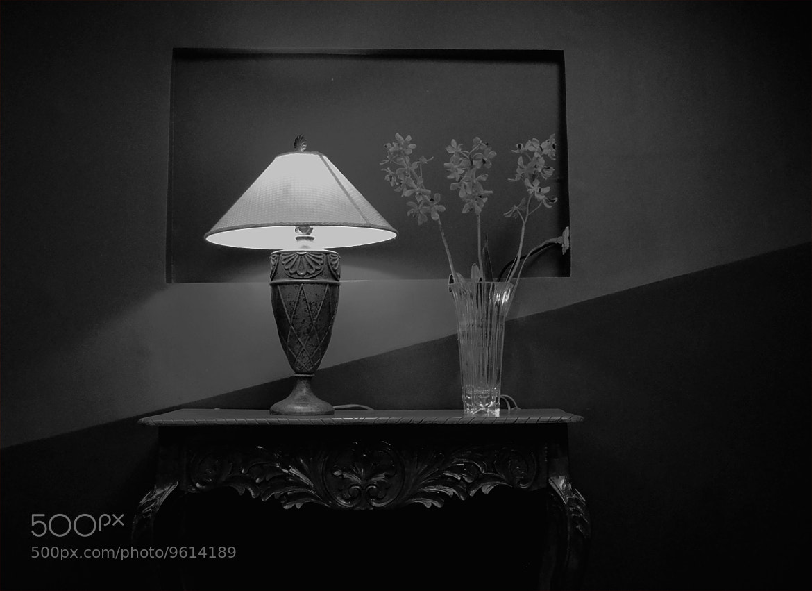 Photograph The lamp by Vey Telmo on 500px