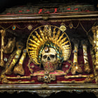 Постер, плакат: On the trail of the Catacomb saints of Rome