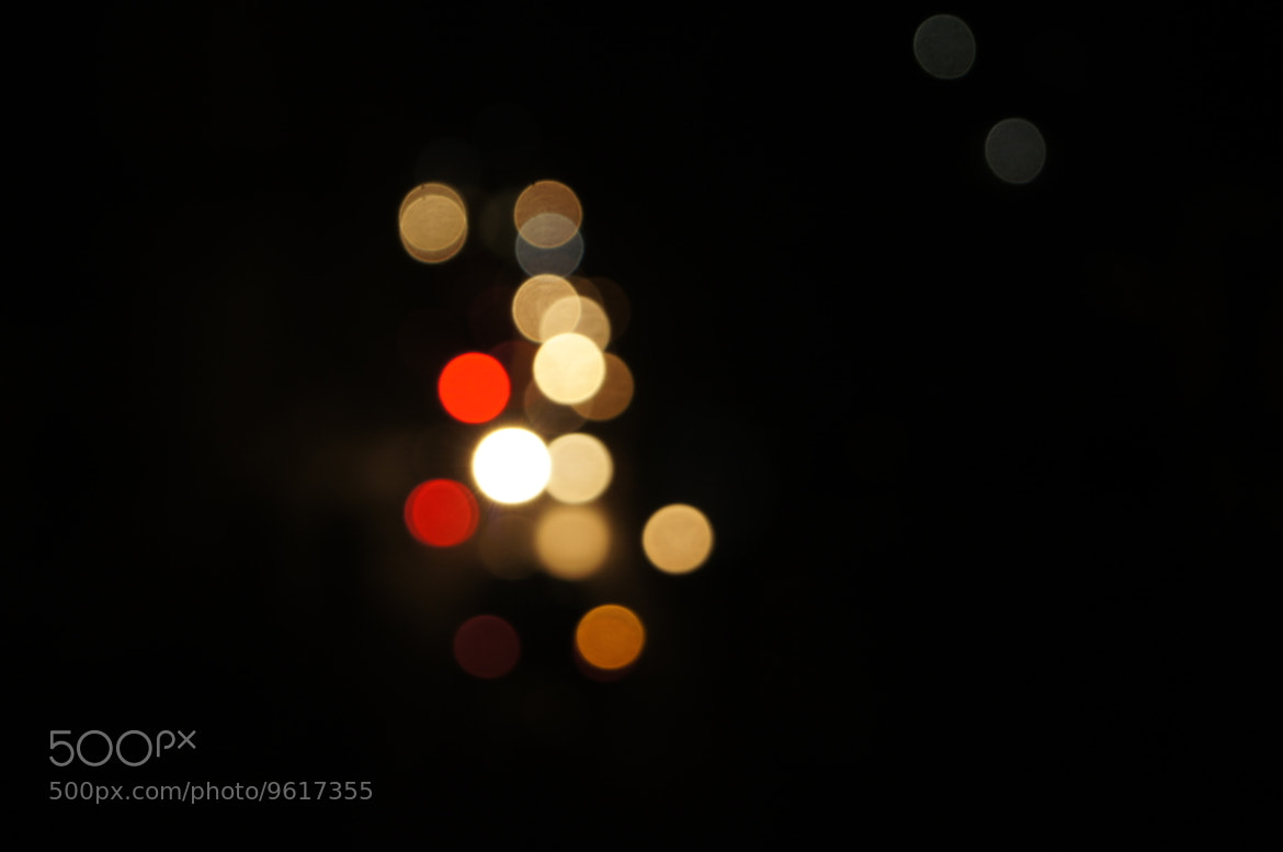 Photograph  Bokeh Art. by Afzal Khan on 500px