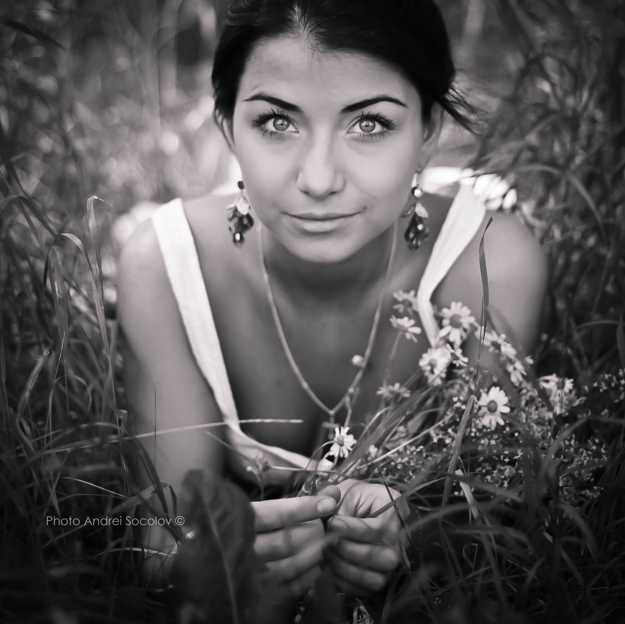 Photograph Mary by Andrei Socolov on 500px