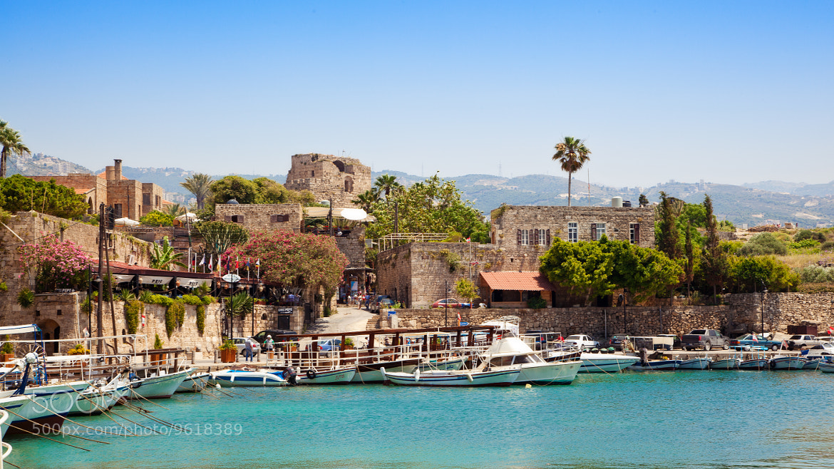 Photograph Byblos Haven by Tunc Ozceber on 500px