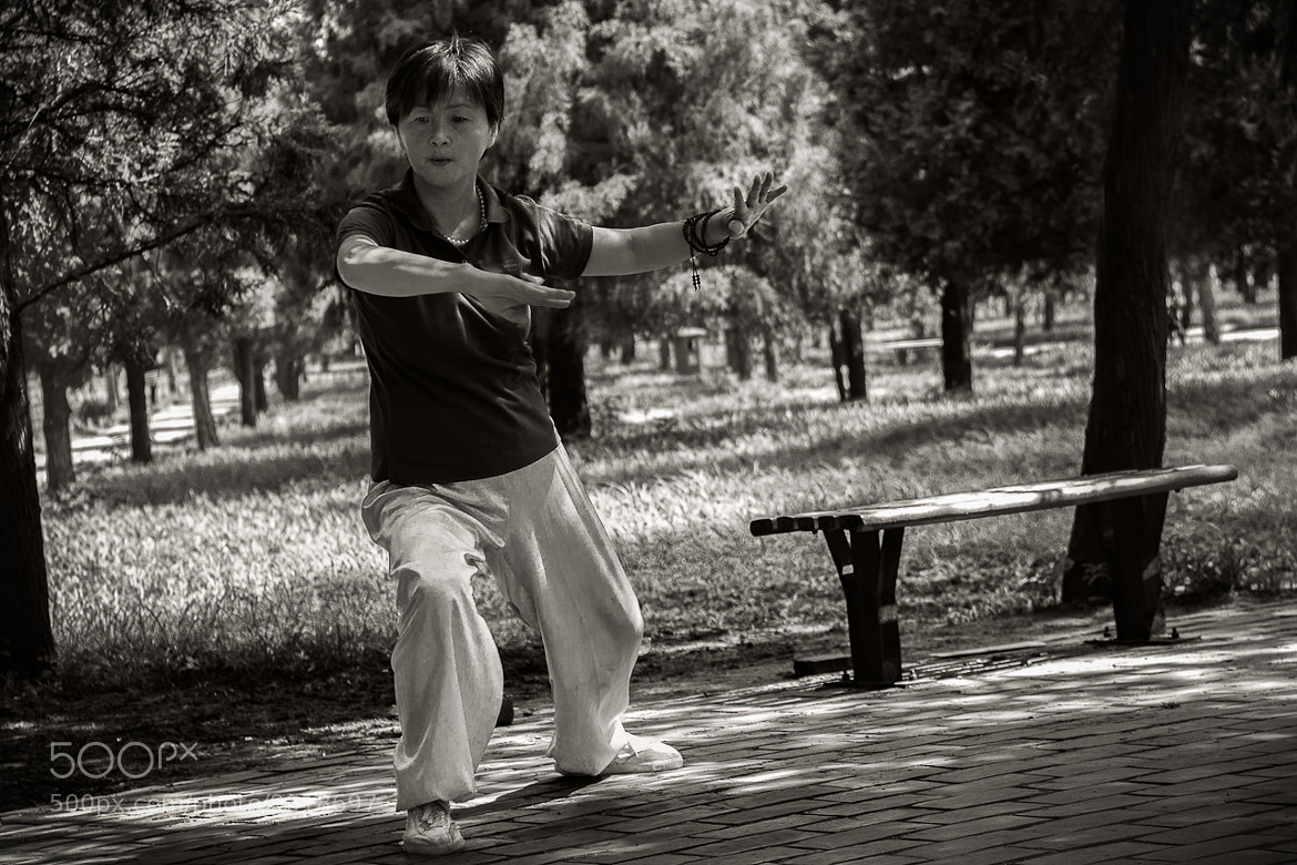 Photograph Tai-Chi by Rotem Littman on 500px