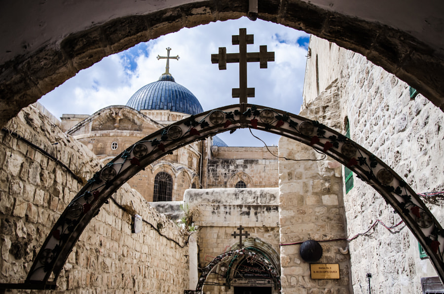 Photograph Via Dolorosa by Rafal Kubiak on 500px