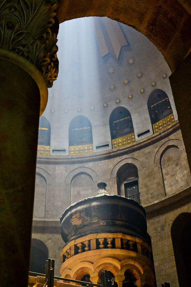 Photograph Holy Sepulchre by Alessandro Pozzi on 500px