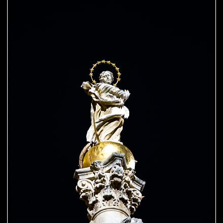 Heiligenstatue