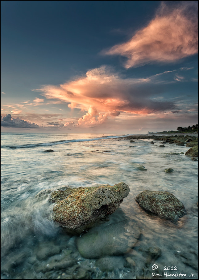 Photograph Finally...Some Clouds!! by Don  Hamilton Jr. on 500px