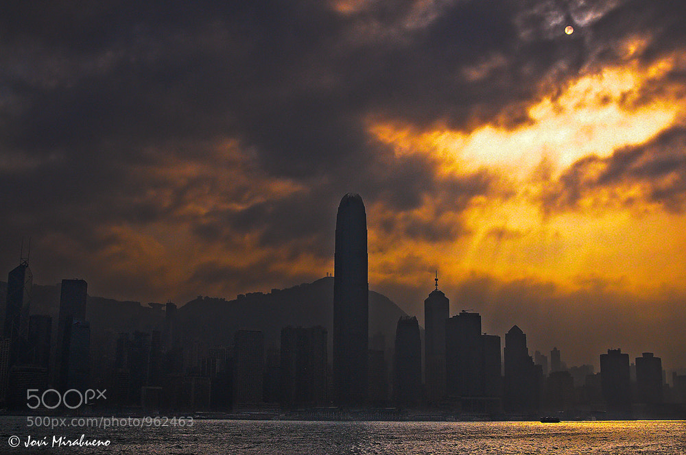 Photograph Hk Darkest Hour by Giovanni Mirabueno on 500px