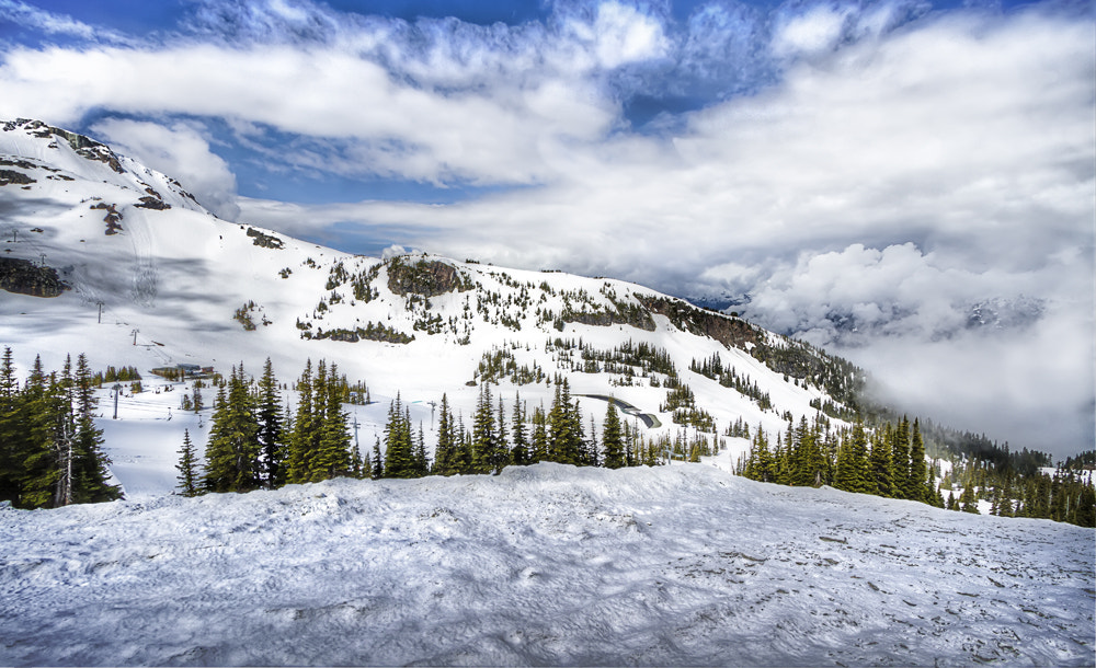 Photograph View from Blackcomb - Whistler BC, Canada by Philippe Brantschen on 500px