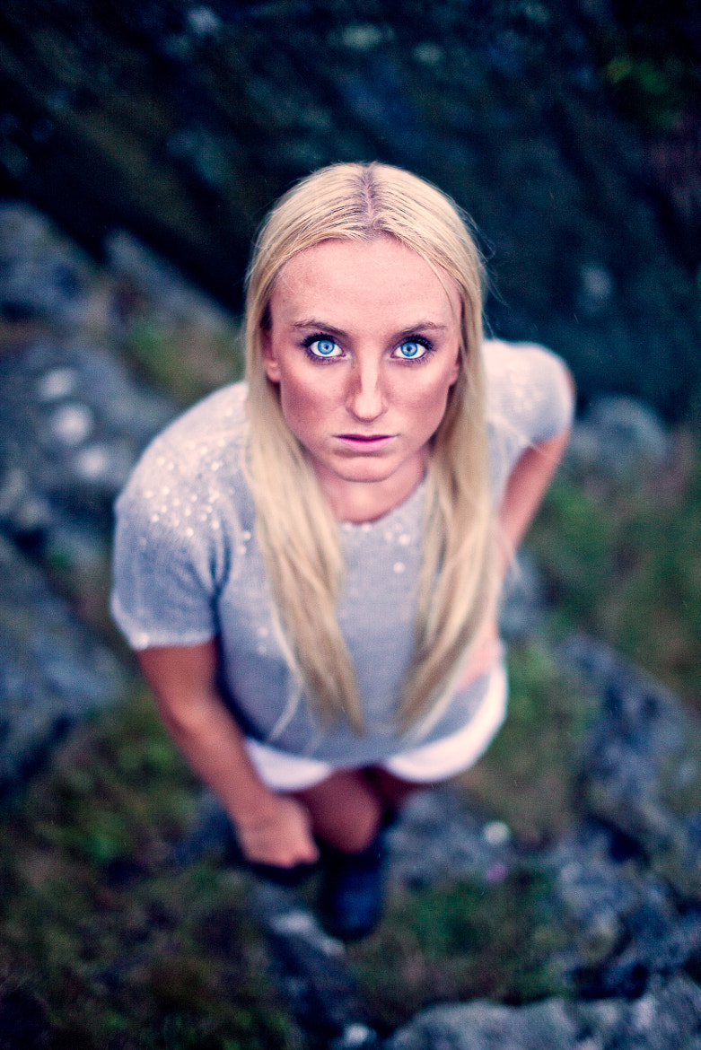 Photograph Sarah by Mikael Miettinen on 500px