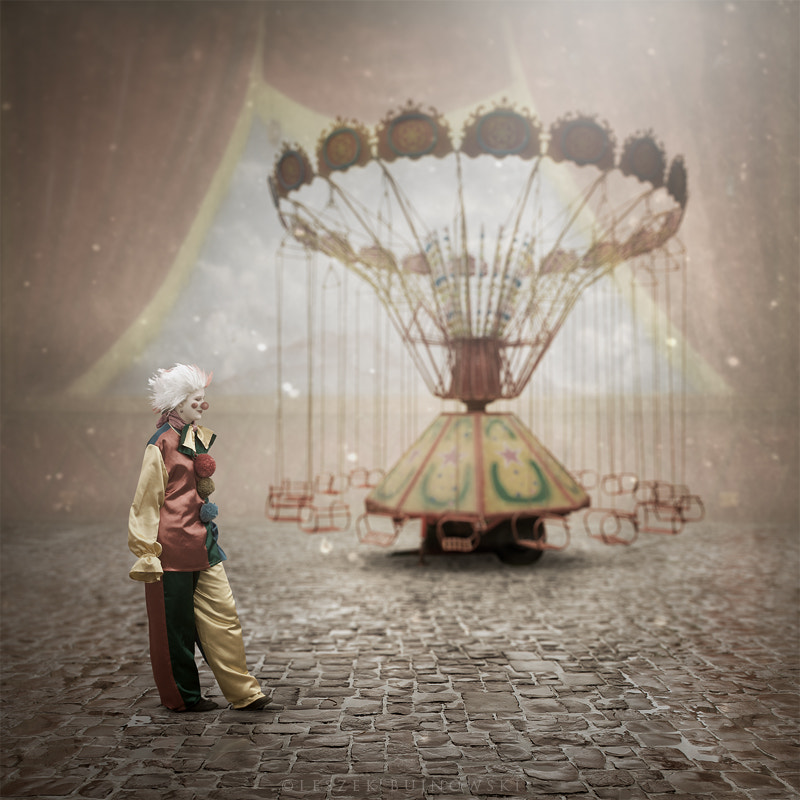 Photograph Clown by Leszek Bujnowski on 500px
