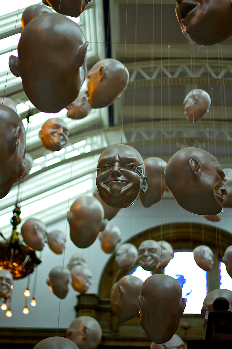 Photograph Faces in Glasgow- Scotland. by Denny Nguyen on 500px
