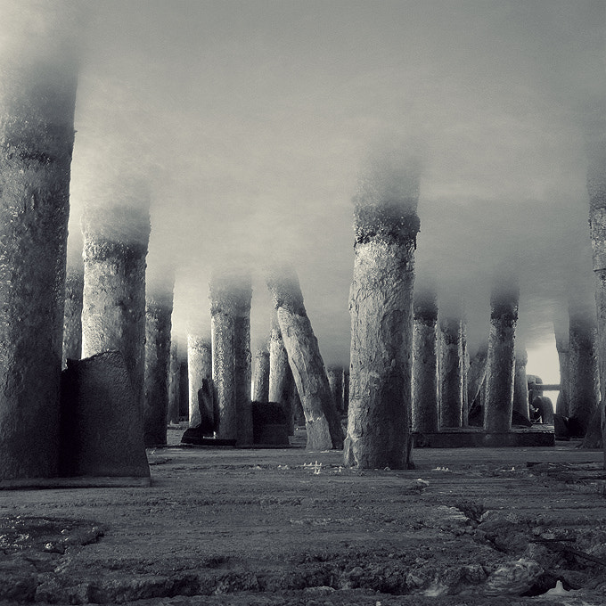 Photograph Pillars of the Earth by Nick Lisitsin on 500px