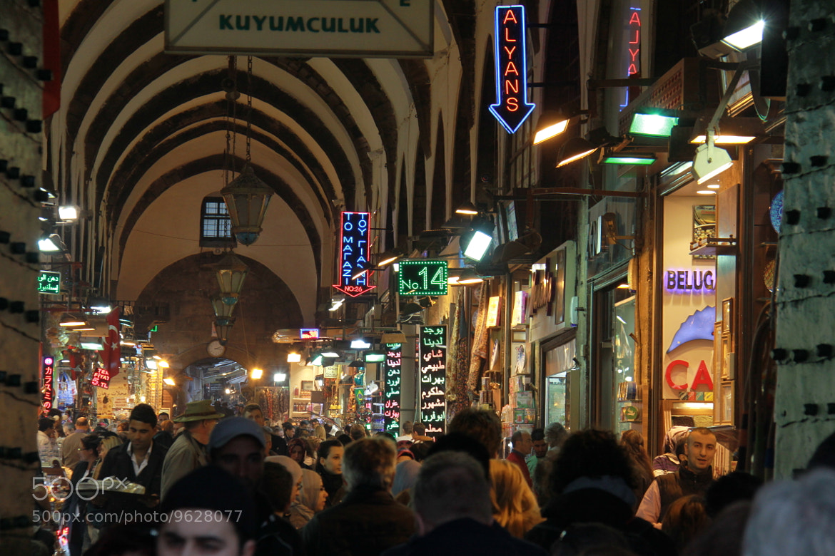 Photograph Market in Istanbul by Herve Alexandre on 500px