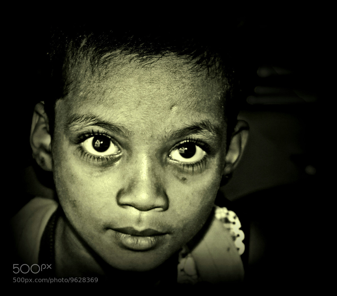 Photograph Those eyes.. by Samrat  Mukhopadhyay on 500px