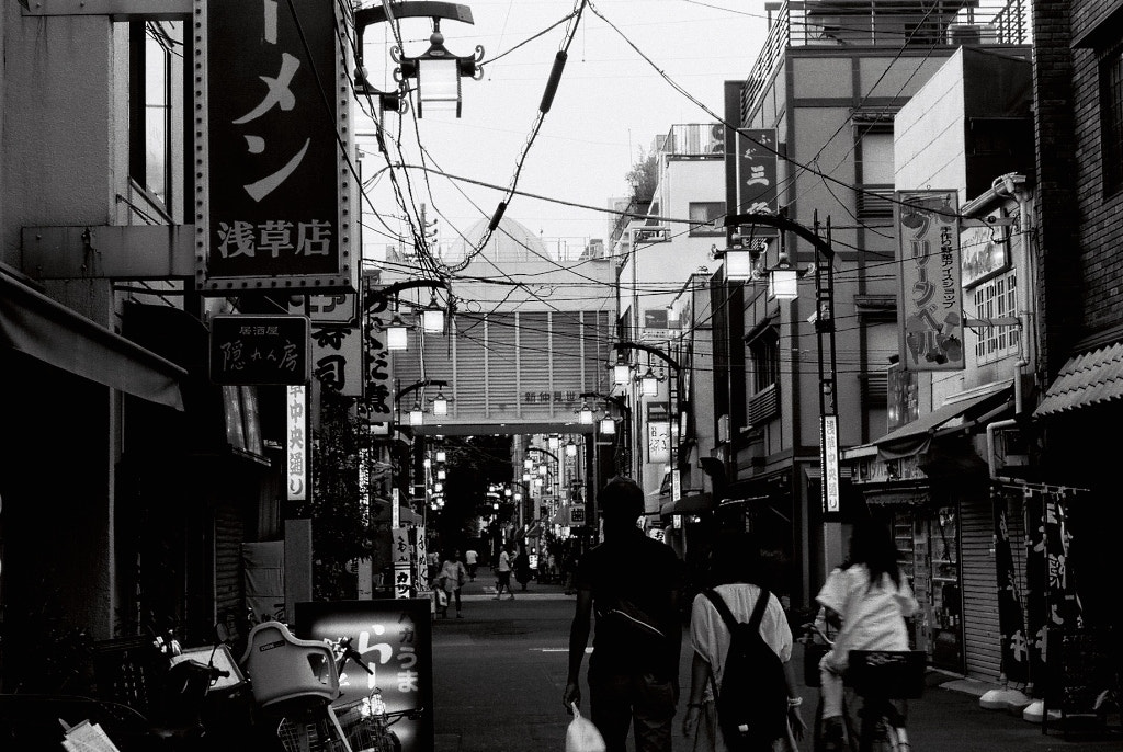 Photograph the back street #5 by Kenji T on 500px