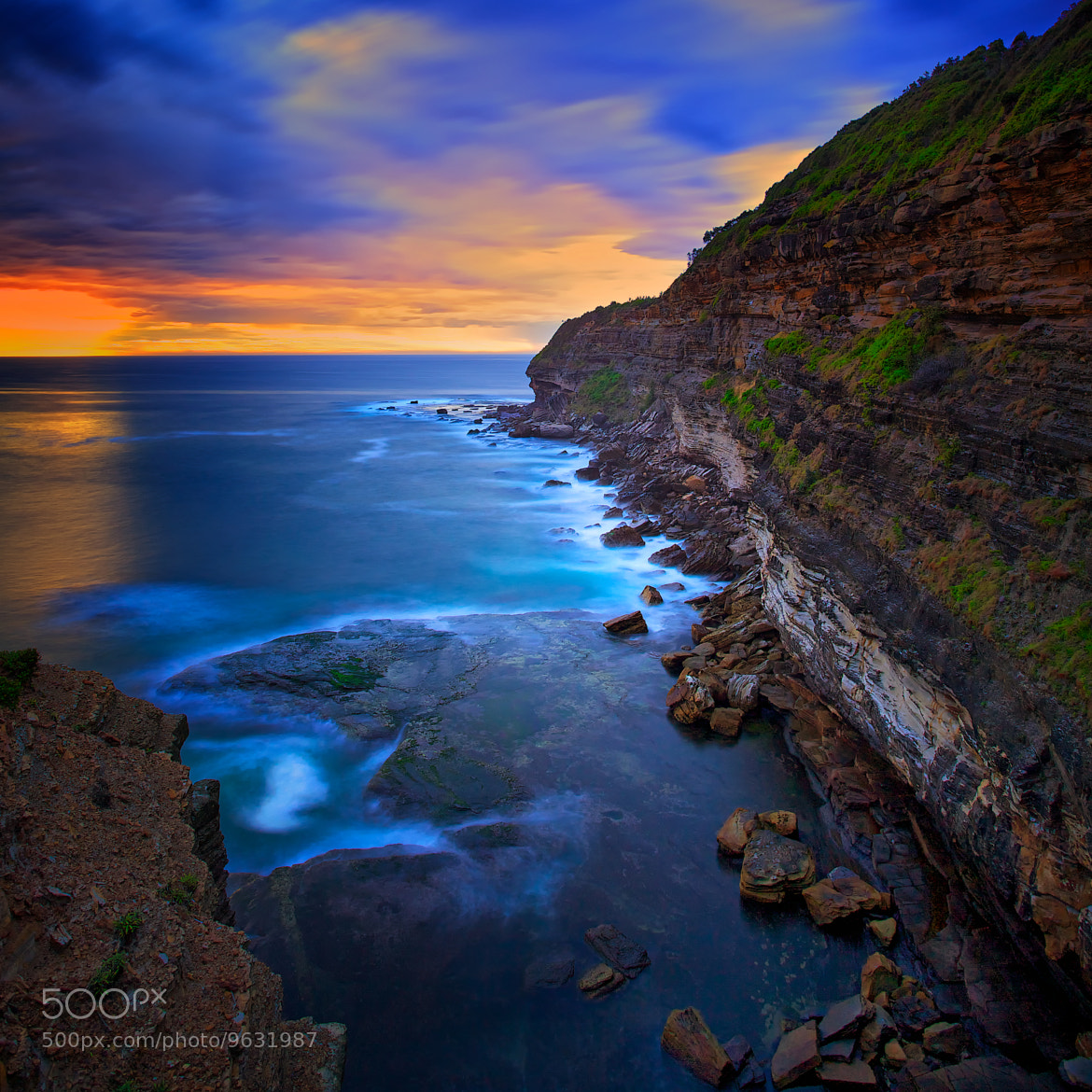 Photograph Warriewood Blues by Noval Nugraha on 500px