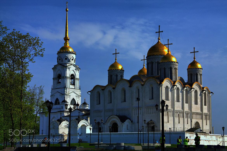 Photograph Успенский Собор by Sergey Pustovalov on 500px