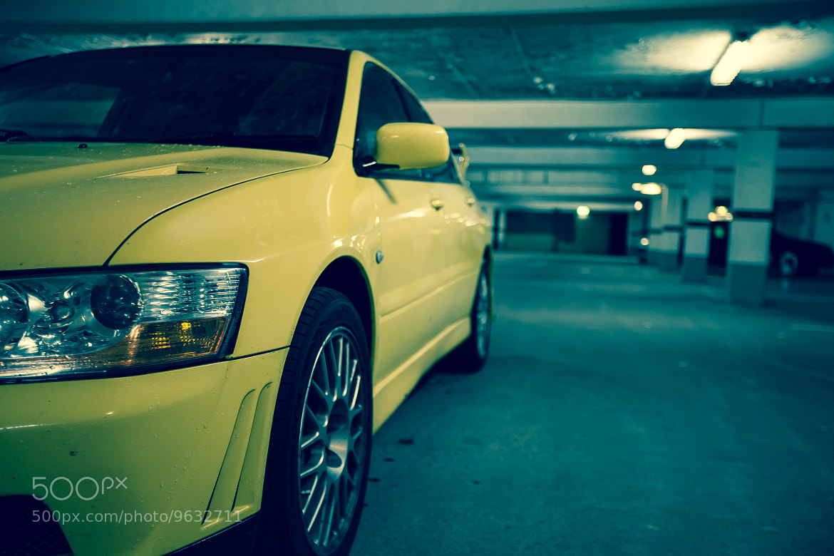 Photograph EVO7 by Michael Medved on 500px