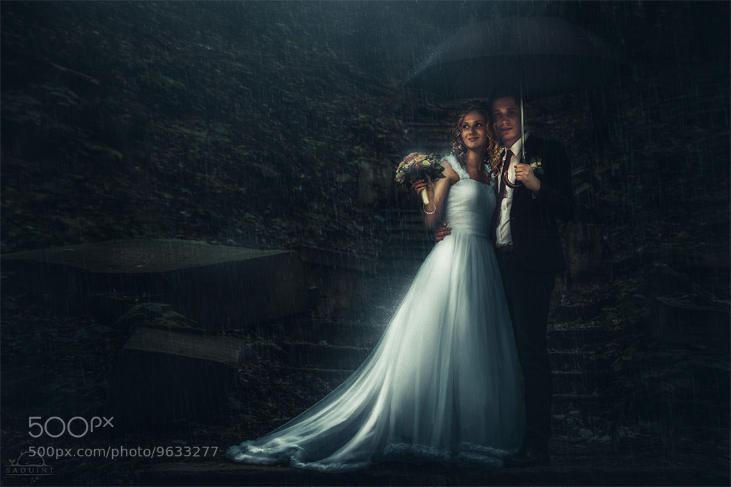 Photograph Dark Wedding  :) by Alexander Tulupov on 500px