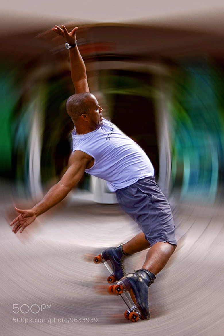 Photograph Roller Moves by Ann J. Sagel on 500px
