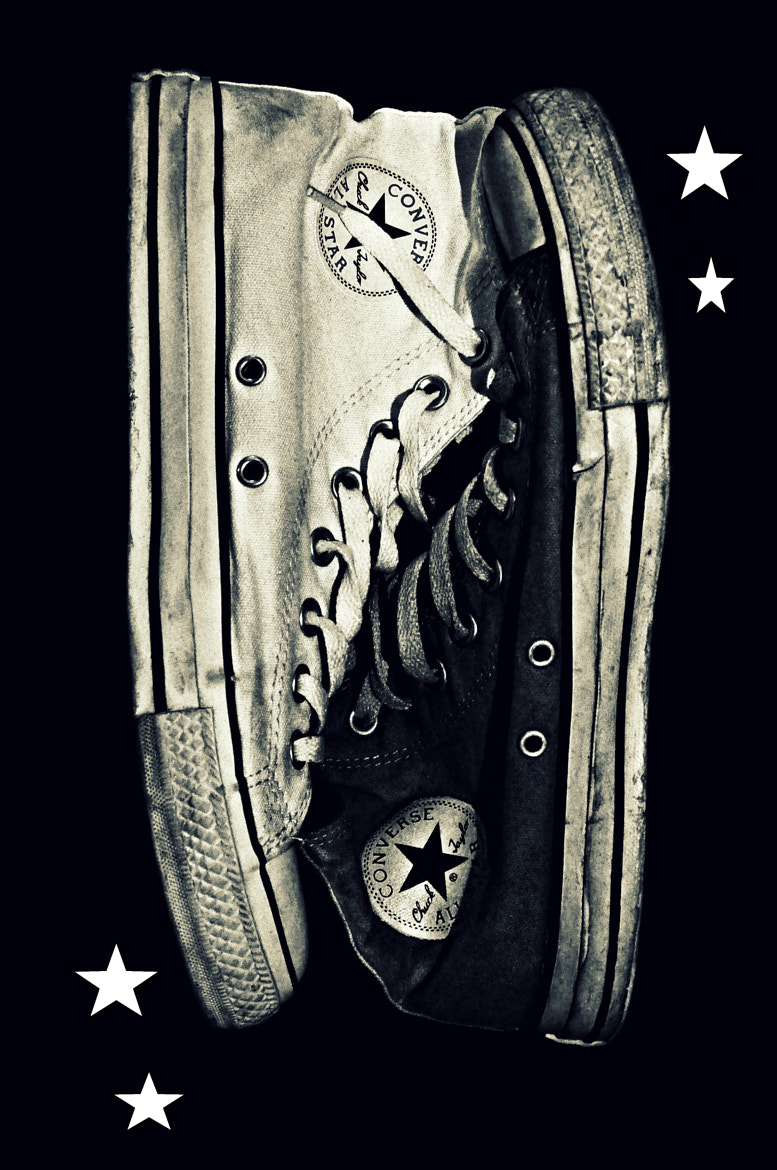 Photograph converse by lino giannone linovale on 500px